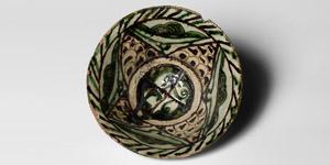 Glazed Bowl