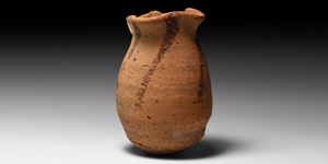 Four-Spouted Vessel