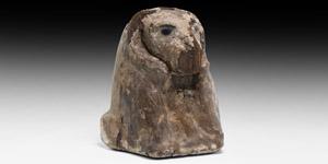 Bust of Ra as Ram