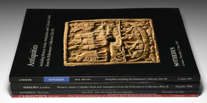 Cylinder Seal Auction Catalogues