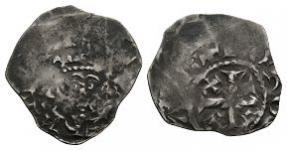 Henry II - Canterbury / Rogier - Tealby Penny