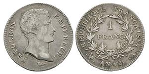 France - Year 12 A - 1 Franc