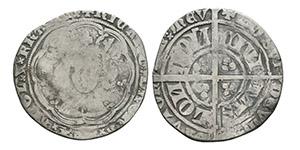 Richard II - London - Groat