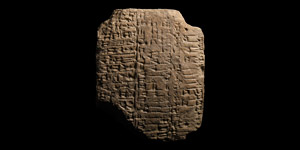 Old Babylonian Student Sign List