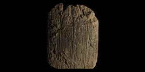 Old Babylonian Lexical Tablet