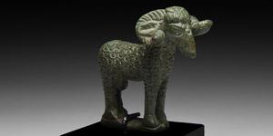 Ram Statuette