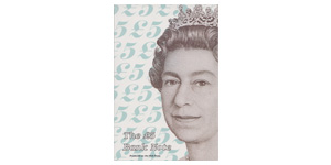 Bank of England - 1990-1992 Issue - Last Web Press Issue £5 Set [3]