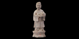 Tang Standing Female Statuette