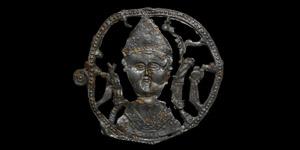 Saint Thomas Becket Pilgrims Badge