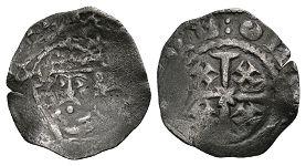 Henry II - Canterbury / Ricard - Tealby Penny