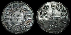 British Viking - Cnut - CVNETTI - York Penny