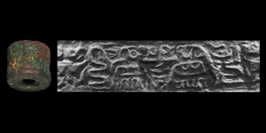 Bactrian Cylinder Type Seal