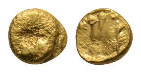 Central Europe - Pannonia - Boii - Athena Alkis Gold 1/24 Stater