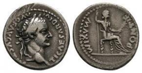 Tiberius - Tribute Penny Denarius
