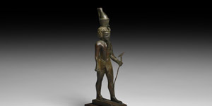 Neferhotep Statuette