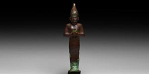 Mummiform Statuette of Osiris