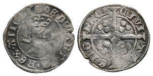 Edward III - York / Thoresby - Treaty Penny