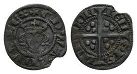 Edward I - London - Long Cross Farthing
