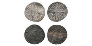 Hainaut - John of Avesnes - Continental Crockard Sterlings [2]