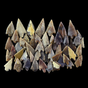 Barbed and Tanged Arrowheads