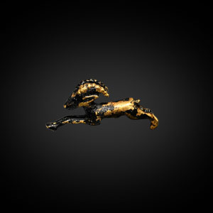 Gold Gazelle Amulet