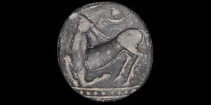 Bronze Age Minoan Ibex Seal