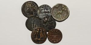 Ancient Greek Coins - AE Imitation Group [7]