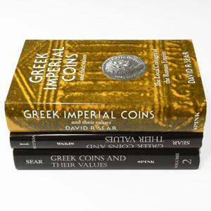 Sear - Greek Coins and Greek Imperial Coins [3]