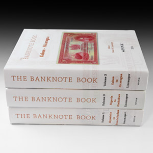 Spink - The Banknote Book Set [3]