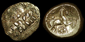 Celtic - Haslemere Hoard Forgery - Whaddon Chase Stater