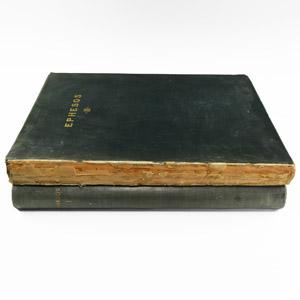 Archaeological Books - Osterreichischen Archeologischen Institute -  Ephesos Volume II [2 parts]