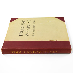 Archaeological Books - Petrie - Tools and Weapons