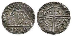 Ireland - Henry III - Dublin / Ricard - Long Cross Penny
