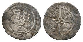 Henry VI - York - Rosette Mascle Penny