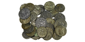 Roman Imperial Coins - Mixed Late Bronzes [30]