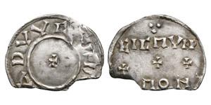 Edward the Elder - Eicmund - Two Line Penny
