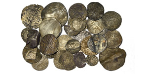 Henry II and Later Hammered Silver Coins [32]