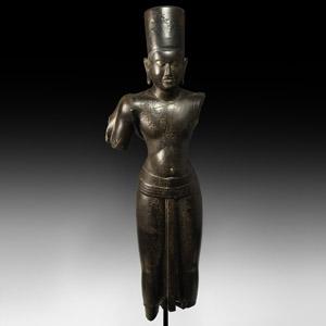 Large South East Asian Vishnu Statue