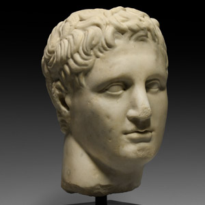 Marble Head of a General