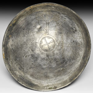 Hellenistic Silver Bowl