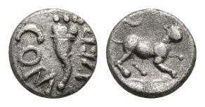 Atrebates and Regni - Verica - Horn of Plenty Minim