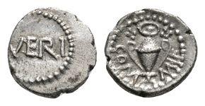 Atrebates and Regni - Verica - Vase Minim