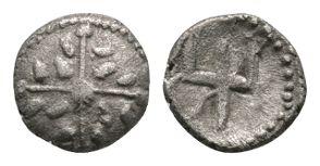 Atrebates and Regni - Verica - Trident Minim