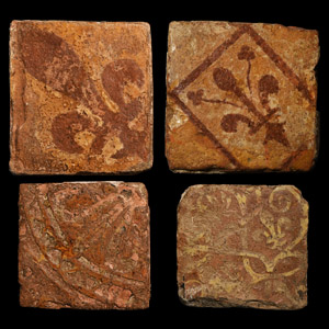 Medieval French Tile Collection