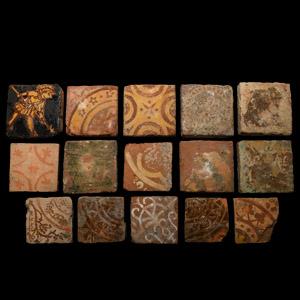 Medieval Encaustic Tile Collection