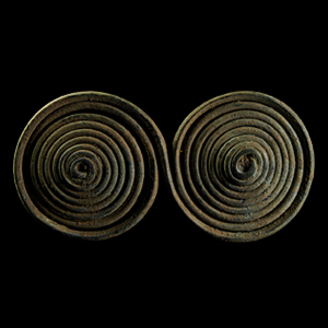 Spiral Brooch
