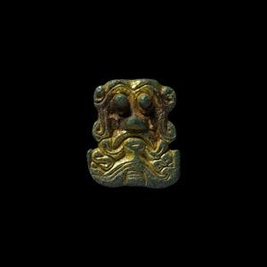 The Nethergate Anglo-Saxon Masked Mount