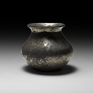 Hellenistic Silver Vessel