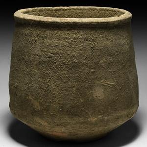 Roman Terracotta Storage Vessel