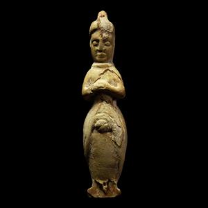 Parthian Doll Figurine